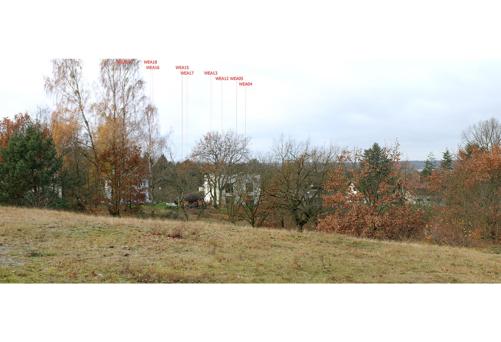Caputh Position 3 Am Krähenberg Visualualisierung
