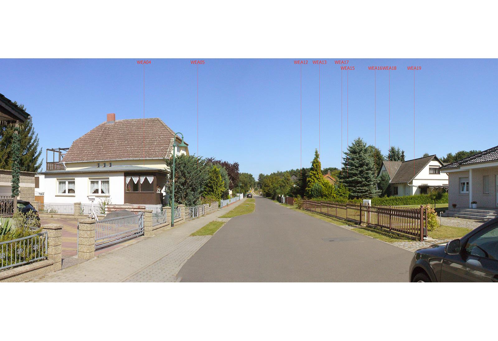 Kloster Lehnin Position 2 Visualisierung